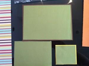 3Photo mat cutout